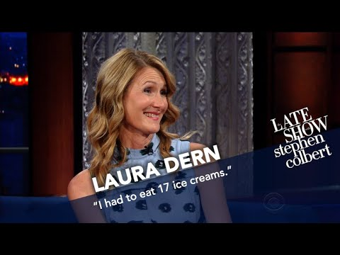 Laura Dern Made 'Pew Pew' Gun Noises On The 'Star Wars' Set