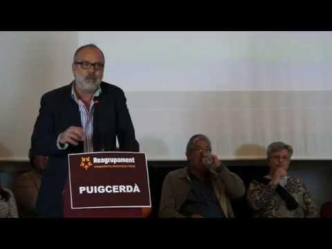 Presentació Reagrupament Puigcerdà 2015