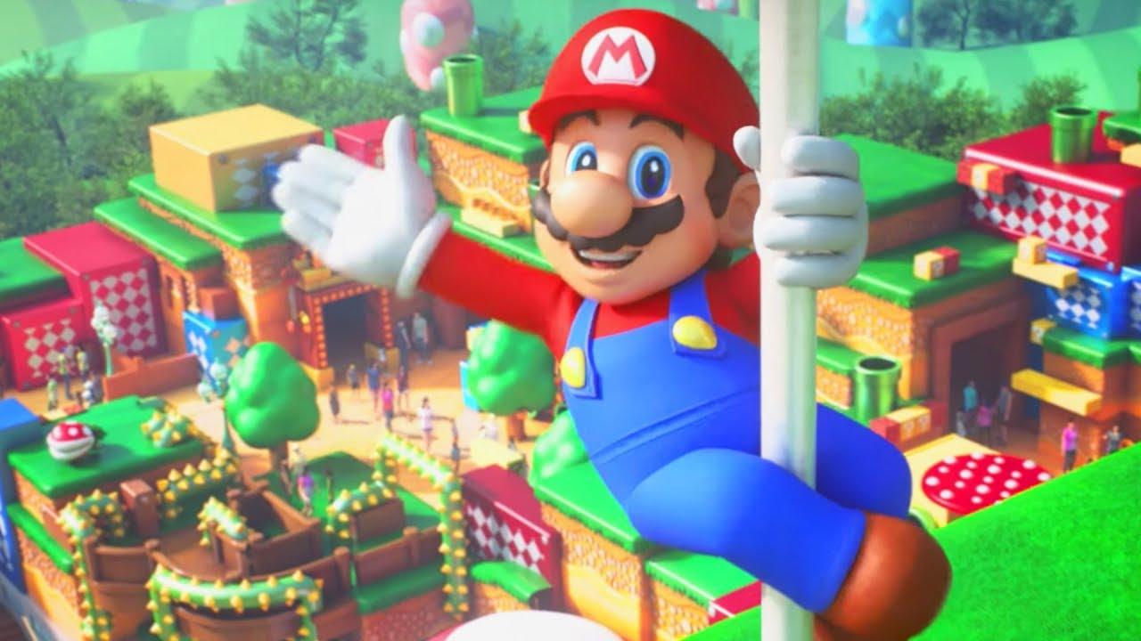 Super nintendo world revealed for universal studios japan opening super nintendo world revealed for universal studios japan opening 2020 publicscrutiny Choice Image