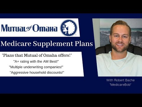 Mutual Of Omaha Medicare Supplement Plans - Medigap 2020 - Medicare 2020