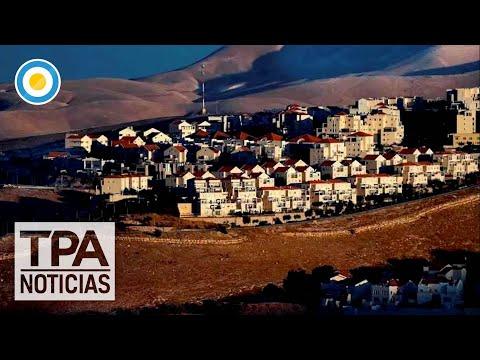 Luz Verde Para Que Israel Anexione Territorios Palestinos | #TPANoticias Internacional