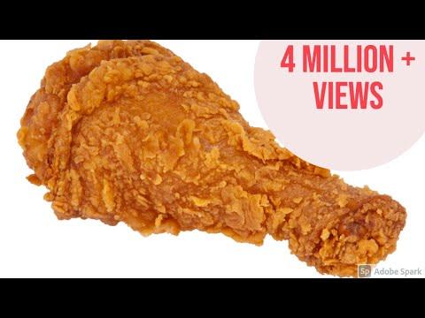 Better than KFC fried chicken    মুরগি ভাজা  Recipe. রান্নার রেসিপি। Now with English subs!