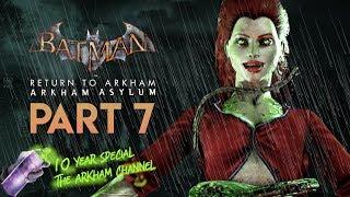 Batman: Return to Arkham – Arkham Asylum – Part 7 (10th Anniversary)