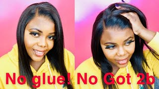 OMG! Best Pre-bleached & Pre-plucked Wig! Affordable!| Ft. Royalme