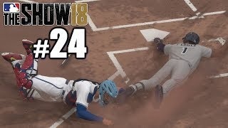 BEST TAG I'VE EVER SEEN! | MLB The Show 18 | Road to the Show #24