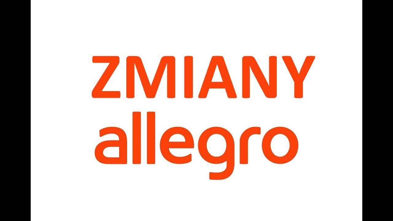Zmiany W Serwisie Allegro Prowizje Zdjecia Szablony Hardpc Tv 173 Youtube