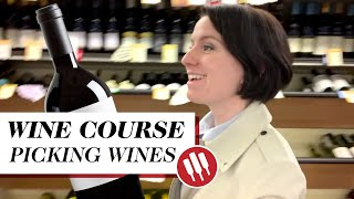 Wine Styles Course - Picking Wines at Total Wine