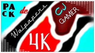 Gambar cover Pack de Walpepers 4K Para Tu PC[CJGAMER]😎✔🖥🖥