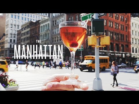 Curbside Cocktails: NYC, MANHATTAN - Liquor.com