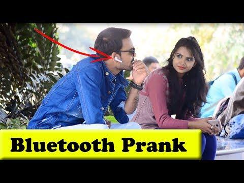 Bluetooth Call Prank | Bhasad News | 3 Jokers | Pranks in India