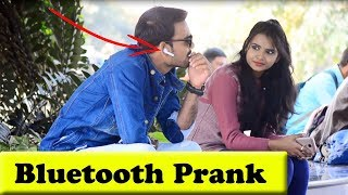 Bluetooth Call Prank | Bhasad News | 3 Jokers | Pranks in India