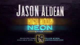 Jason Aldean at Starplex Pavilion on Saturday, July 28th