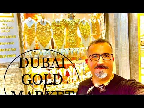 INSIDE DUBAI GOLD MARKET 2021#DUBAI GOLD SOUQ