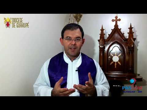 Evangelho Diário - SEMANA SANTA - Quarta Feira - 17/04/19 - Paróquia São Pedro Apóstolo - Alfenas/MG