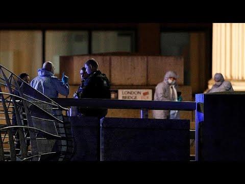 Теракт в Лондоне: полиция назвала имя нападавшего