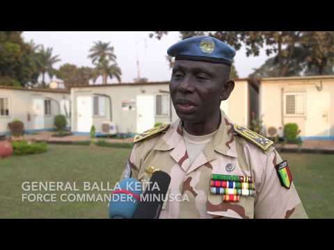 Central African Republic: UN leaders talk about their hopes for the country's children