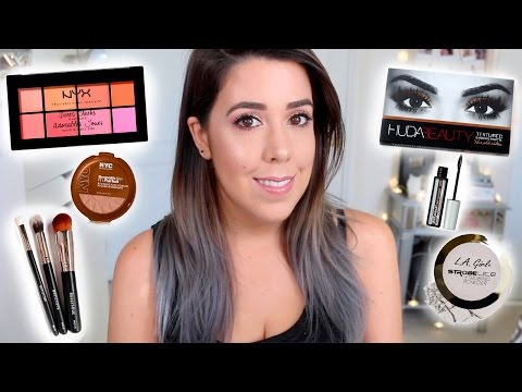 Probando Productos Nuevos | Huda Beauty, LA Girl, Burlesque Madrid,...