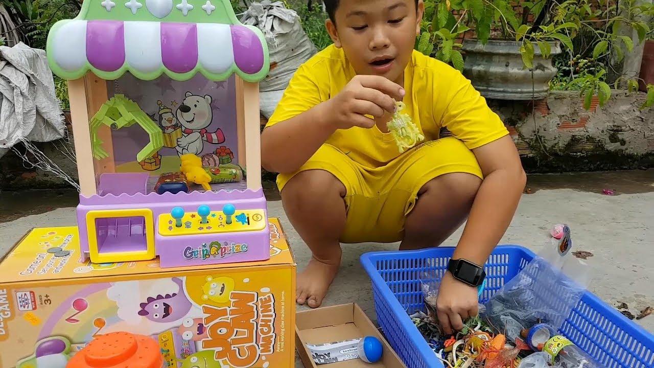 Trò Chơi Bé Pin ô Gấu ❤ ChiChi ToysReview TV ❤ Đồ Chơi Trẻ Em Baby Doli Fun Song
