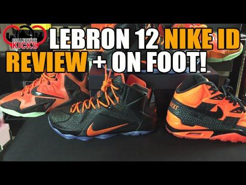 @NikeID Lebron 12 (XII)