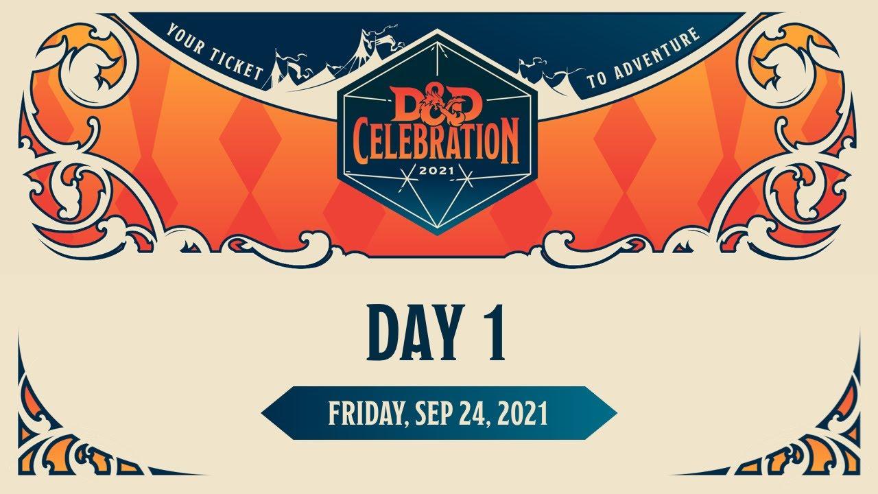 Download Day 1 - D&D Celebration