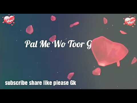 Dil Mera Tor Diya - Status Video