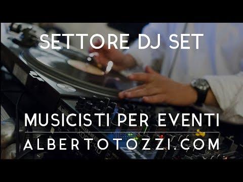 Musica per Matrimonio - DJ Set e Sax