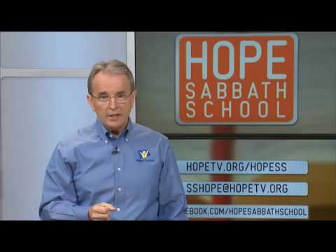Hope Sabbath School: Lesson 8 - Innocent Blood (4th Qtr 2016)