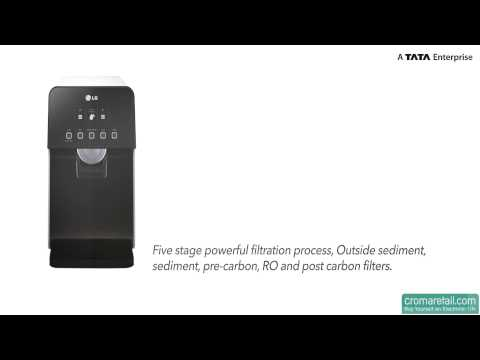 LG 7.3 Litres WHD71RB4RP Water Purifier