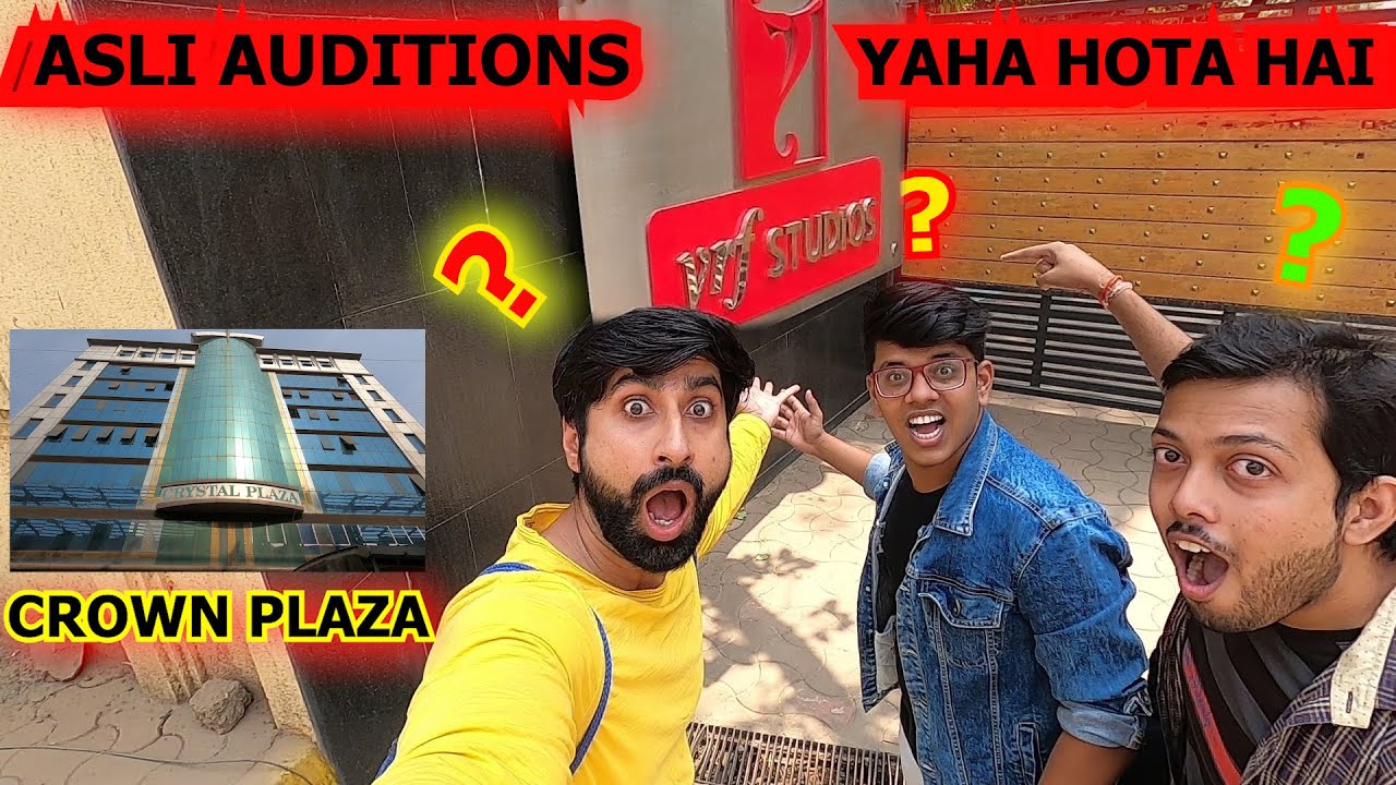 Audition In Mumbai For Serial, Advertisement, Movies, Tv Shows, In 2021 | Vlog 64
