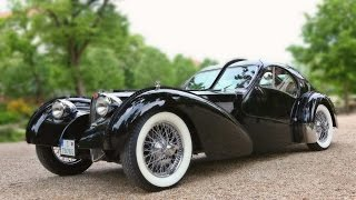 Bugatti 57SC Atlantic -little