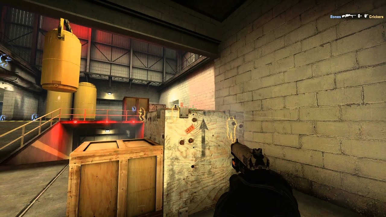 csgo how to get out of mg
