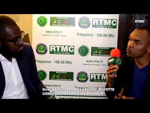 "NDE CHIYO NE MWADZICHI: "" NAUFRAGES AU LARGE DE MAYOTTE"" auteur SAIF Youssouf Ahamada"