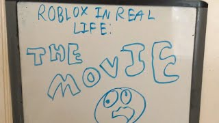 Roblox dans la vraie vie : THE MOVIE
