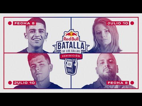 Red Bull Batalla de los Gallos Exhibición | FECHA 8
