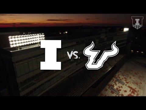 Illinois Football vs USF | Game 3 Trailer