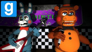 Five Nights At Freddy's 2 | Here We Go Again! | GMOD HORROR MAP! (1)