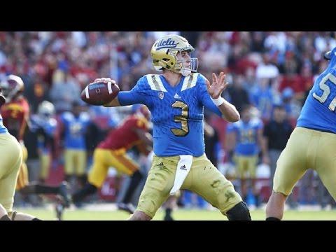 Josh Rosen || All My Chains || Ultimate || UCLA Highlights ||