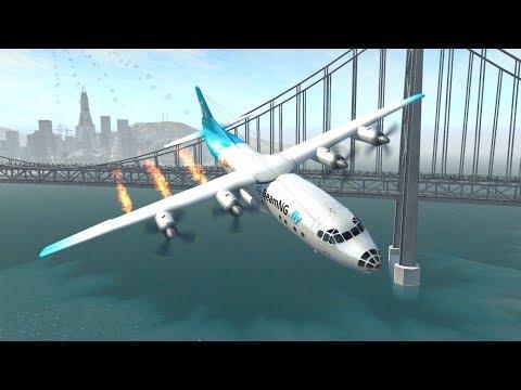 Airplane Crashes 9 | BeamNG.drive