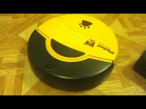 iRobot Roomba dirt dog displays some strange behavior