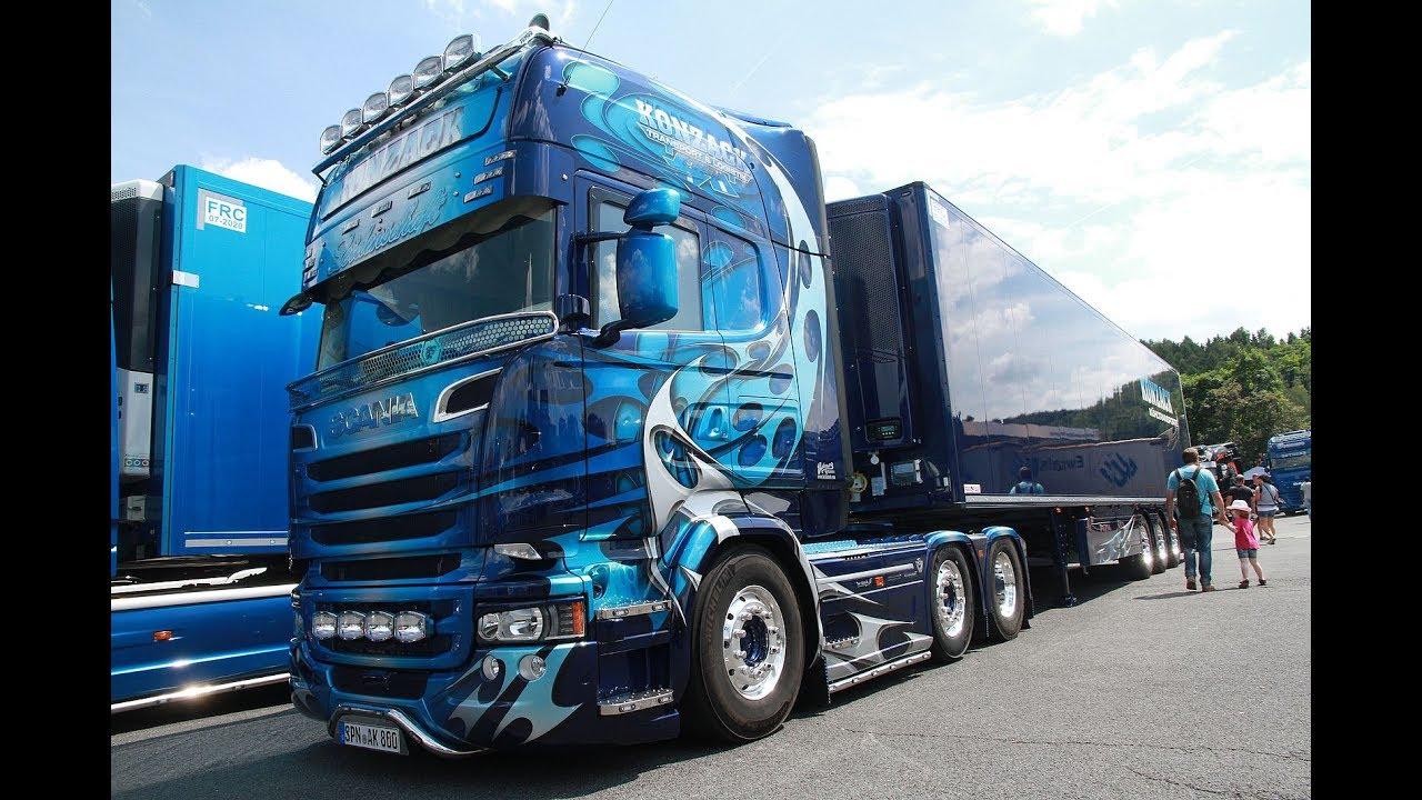 Konzack Transport & Logisitk Scania R Topline Showtruck