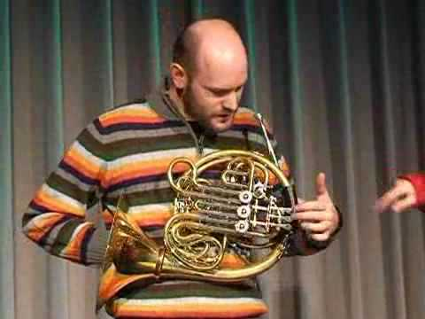 NZ-Talentcheck: Das Horn