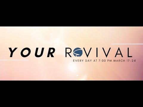 Your Revival – Josh Herring – Sun AM