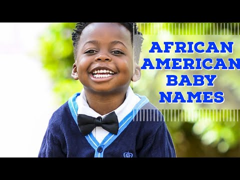 African-american baby boy names | Modern Afro-American names for boys