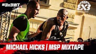 Michael Hicks - Gdansk | MSP Mixtape | FIBA 3x3 World Tour 2018 - Prague Masters 2018
