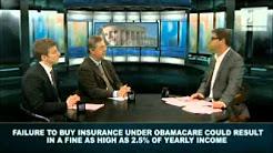 Mandatory Health Insurance vs. Mandatory Auto Insurance -- Alex Epstein
