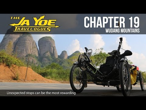 WuDang Mountains | JaYoe Travelogue | Chapter 19