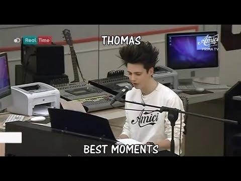 Amici16 - Thomas Bocchimpani - Best Moments