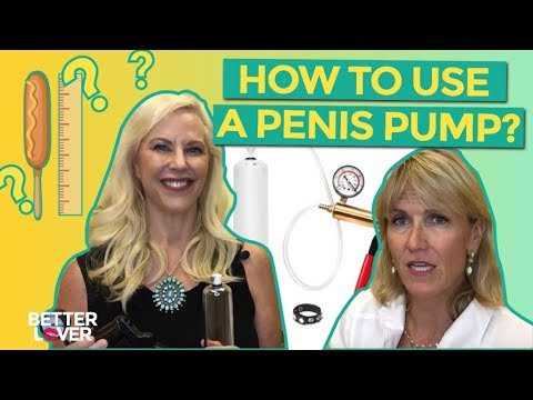 How To Use A Penis Pump For Penis Enlargement from YouTube · Duration:  5 minutes 19 seconds