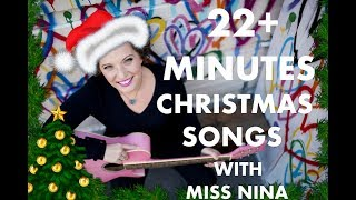 Children's Christmas Songs: 22+ Minutes of Kids Holiday Sing Along Songs