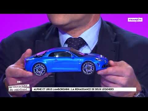 Alpine et Urus Lamborghini : la renaissance de deux légendes